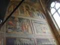 Chiesa di santa croce, cappella rinuccini, affreschi di giovanni da milano 5.JPG
