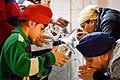 Child Pouring Water for Sikh Pilgrim.jpg