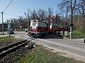 Children's Railway at Konkoly-Thege Street. - Budakeszierdő.JPG