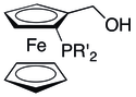 A chiral monophosphine derived from ferrocene