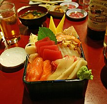 Chirashi zushi by Marshall Astor in Gardena, CA.jpg