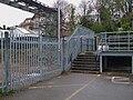 Chorleywood station southern entrance.JPG