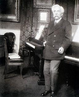 Choumoff - Gabriel Fauré