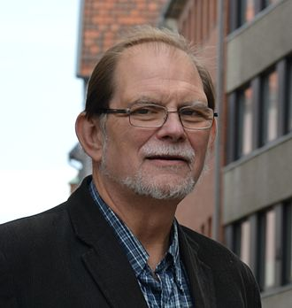 Chris Ferguson (pastor) - Image: Chris Ferguson in Hannover