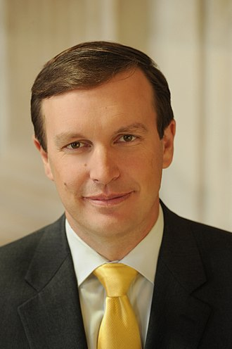 United States congressional delegations from Connecticut - Senator Chris Murphy (D)