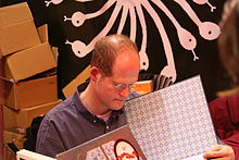 Chris Ware in 2009.JPG