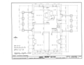 Christ Church Rectory, Wilmington Street and New Bern Avenue, Raleigh, Wake County, NC HABS NC,92-RAL,6- (sheet 4 of 11).png