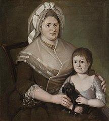 Portrait of Mrs. Offin Boardman