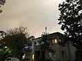 Christmas lights and smoke haze (49180016763).jpg