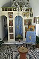 Church Agia Marina, Pear Panda, Kamares, Sifnos, interior, 15M6927.jpg