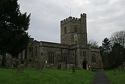 Church at Cobham, Kent.jpg