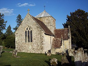 Fonthill Bishop - All Saints' Church