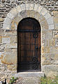 Church of St Mary the Virgin, Shipley, West Sussex, England ~ exterior tower south door.JPG