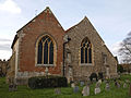 Church of the Holy Cross Felsted Essex England - south chapel and chancel from the east.jpg