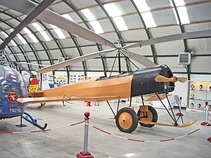 Cierva C.6 - Cierva C.6 replica at the Museo del Aire, Spain