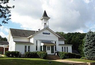 Munroe Falls, Ohio - Munroe Falls City Hall