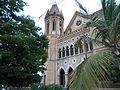 City Of Karachi Frere Hall 04.JPG