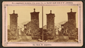 City gates, St. Augustine, Florida, from Robert N. Dennis collection of stereoscopic views.png