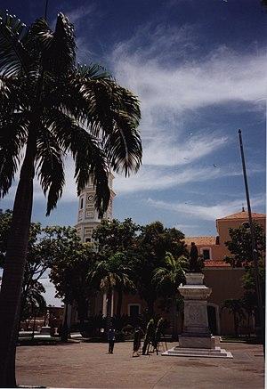 Ciudad Bolivar Plaza Bolivar