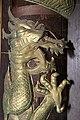 Cixi tomb dragon longen hall 2011 11.jpg