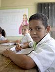 Classroom activities at Gabriela Mistral 150616-F-LP903-378.jpg