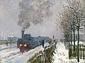 Claude Monet, 1875, Train in the Snow, oil on canvas, 59 × 78 cm, Musée Marmottan Monet.jpg
