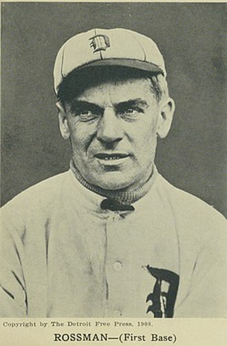 Claude Rossman - Claude Rossman in 1908