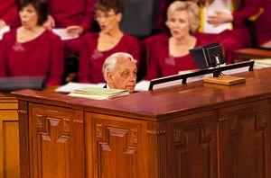 Clay Christiansen (organist) - Image: Clay christiansen organist