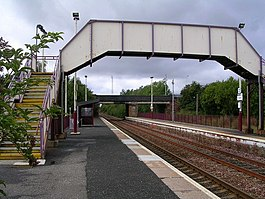 Cleland railway station in 2006.jpg