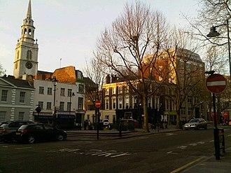 Clerkenwell - Clerkenwell Green