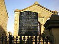 Clifton Methodist Church, Sign - geograph.org.uk - 1081216.jpg