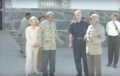 Clintons tour Robben Island in 1998 A.png