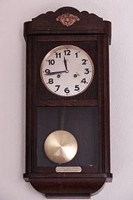Reservdelar till gamla klockor