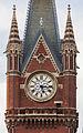 Clock tower, Midland Hotel, St Pancras Station, London, England, GB, IMG 4986 edit.jpg