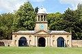Clock tower at Wallington - geograph.org.uk - 1390431.jpg