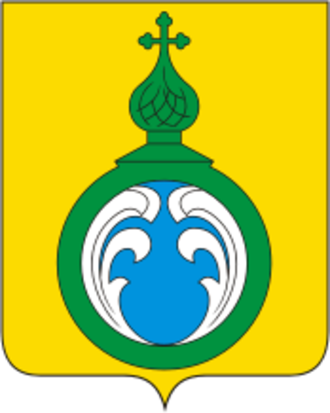 Antropovsky District - Image: Coat of Arms of Antropovsky rayon (Kostroma oblast)