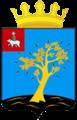 Coat of Arms of Osinsky rayon (Perm krai).png