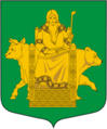 Coat of Arms of Volosovo (Leningrad oblast).png