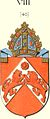 Coat of arms of John Hepburn, Bishop of Brechin.jpg