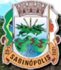 Coat of arms of Sabinópolis MG.png