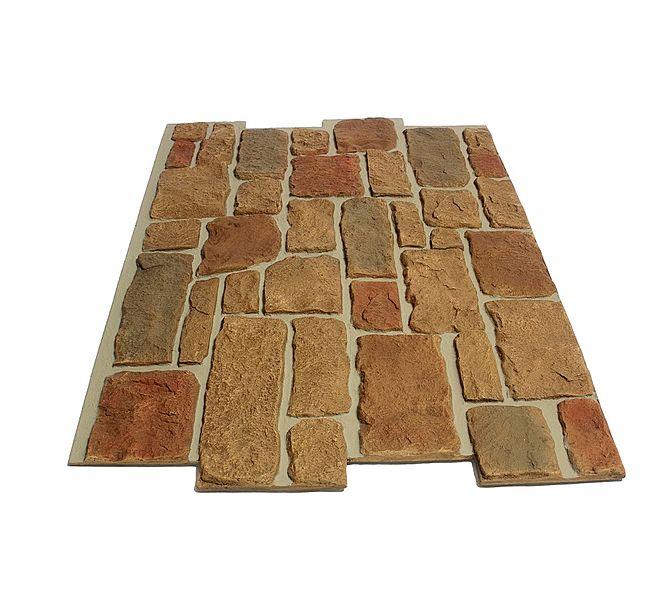 File:Cobblestone wall panels.jpg