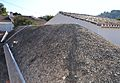 Coberta del refugi antiaeri de la guerra civil del Portitxol, Xàbia.jpg
