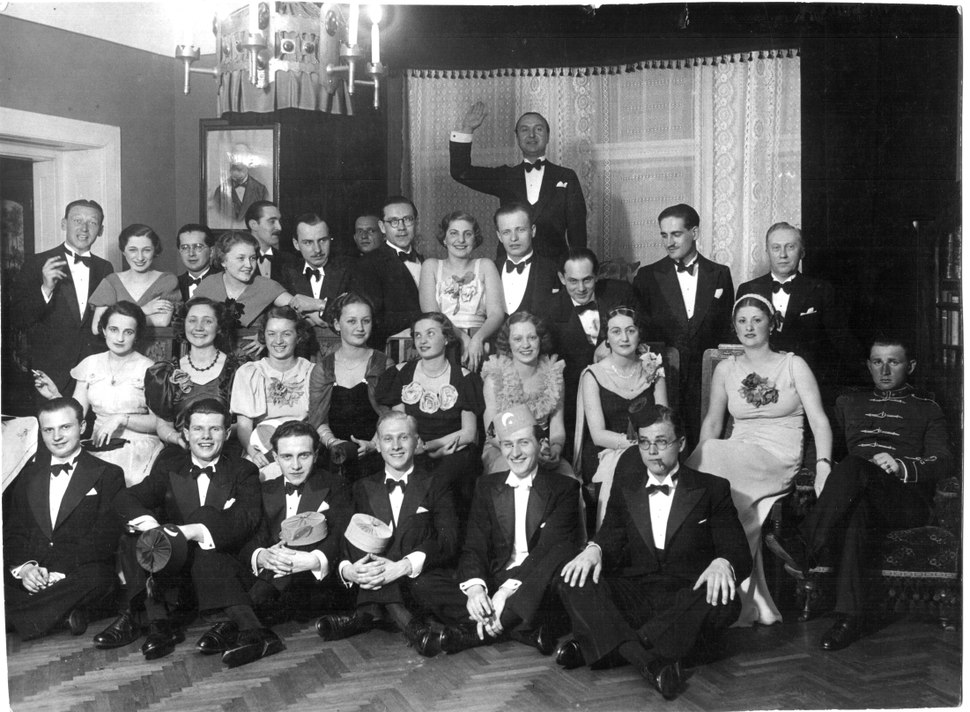 Coctail party - 1936