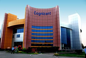 Cognizant - Cognizant's original corporate headquarters in Chennai, now an offshore delivery center.
