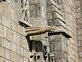 Collégiale Saint-Aubin de Guérande, Gargouille (4).jpg