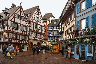 Alsace Place in Grand Est, France