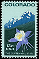 Colorado Statehood 13c 1977 issue U.S. stamp.jpg