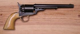 Image illustrative de l'article Colt Model 1871-72 Open Top Revolver
