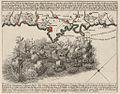 Combat devant Carthagene en Espagne fevrier 1758.jpg