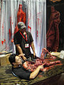 Comic-Con 2010 - kidding around at the Blood Factory booth (4858994517).jpg